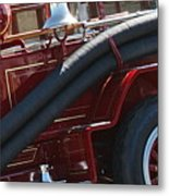 Fire Stuff Metal Print