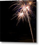Fireworks   Metal Print by James BO  Insogna