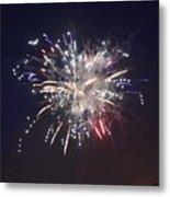Fireworks-1 Metal Print