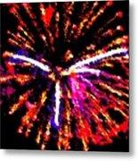 Fireworks 102 Metal Print