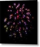 Fireworks 13 Metal Print