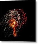 Fireworks 14 Metal Print