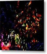 Fireworks 5 Metal Print