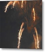 Fireworks A Different Perspective Four Metal Print