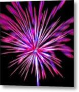 Fireworks Americana Metal Print
