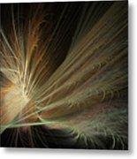 Fireworks Display Metal Print