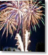 Fireworks No.4 Metal Print