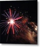 Fireworks Twenty Eleven Iv Metal Print