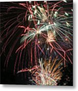 Fireworks6487 Metal Print