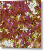 First Blossoms Of Spring-d Metal Print