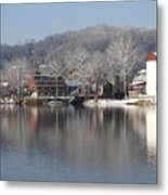 First Day Of Spring Bucks County Playhouse Metal Print