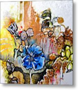 First Light In The Garden Of Eden Metal Print