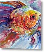 Fish II Metal Print