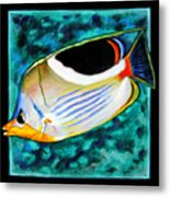 Fish Number Eleven Metal Print