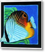 Fish Number Four Metal Print