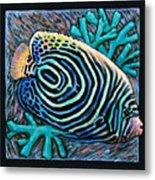 Fish Number Nine Metal Print