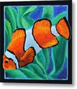 Fish Number Three Metal Print