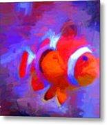 Fish Two Metal Print