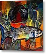 fish - My WWW vikinek-art.com Metal Print