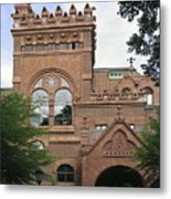 Fisher Fine Arts Library Historical Place Metal Print
