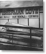 Fisherman Cove Metal Print