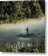 Fishermans Paradise  Metal Print