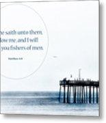 Fishers Of Men Metal Print