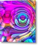 Fisheye3mlv Metal Print