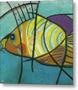 Fishfish Metal Print