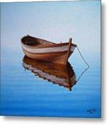 Fishing Boat I Metal Print by Horacio Cardozo