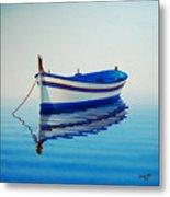Fishing Boat II Metal Print