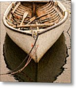Fishing Dorry Metal Print