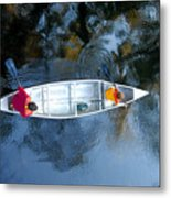 Fishing Trip Metal Print