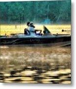 Fishing Trip Metal Print