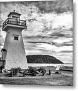 Five Islands Lighthouse Metal Print