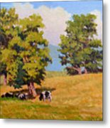 Five Oaks Metal Print