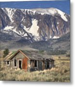 Fixer Upper With A View Metal Print