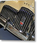 Fj Holden - Front End - Grill Metal Print