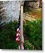 Flag Day Metal Print