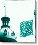 Flag8320sd5143grain Metal Print