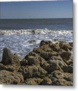 Flagler Beach 3 Metal Print