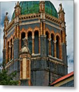Flagler Memorial Presbyterian Church 3 Metal Print