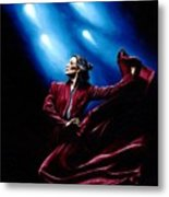 Flamenco Performance Metal Print by Richard Young