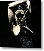 Flamenco Soul Metal Print by Richard Young