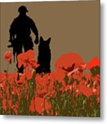 Flanders Fields 11 Metal Print