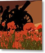 Flanders Fields 1 Metal Print