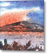 Flathead Lake Montana Metal Print