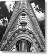Flatiron Building  Nyc Metal Print