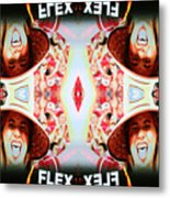 Flexcam 3 Metal Print