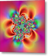 Flexibility 18bb Metal Print